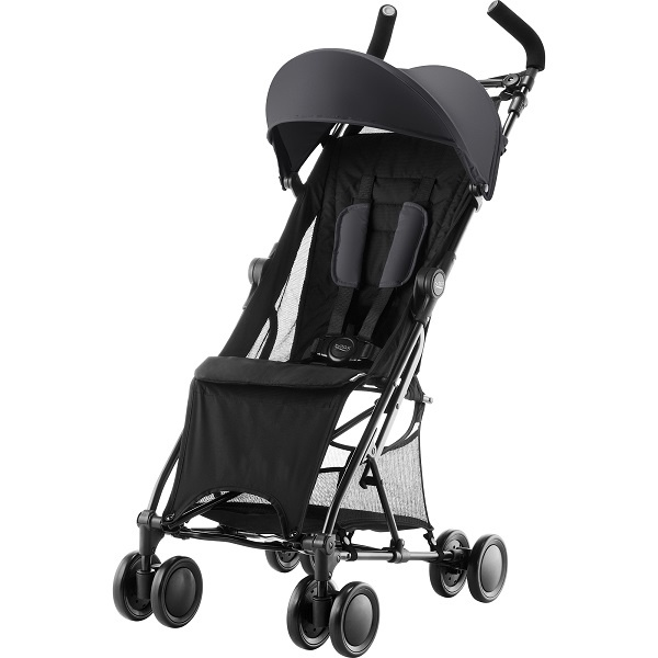 Britax Holiday - Cosmos Black
