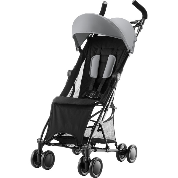 Britax Holiday - Steel Grey