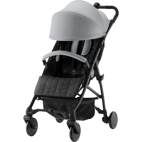 Britax B-Lite - Steel Grey
