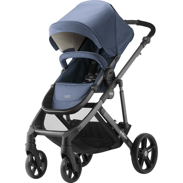 Britax B-Ready - Blue Denim