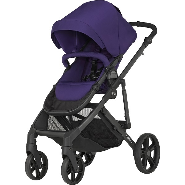 Britax B-Ready - Mineral Purple