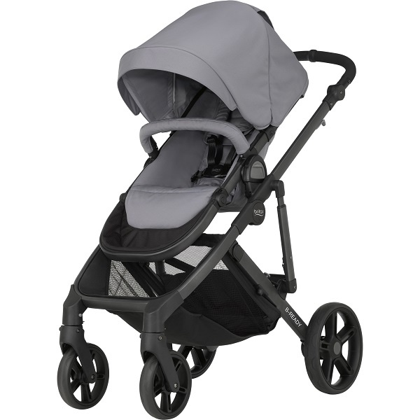 Britax B-Ready - Steel Grey
