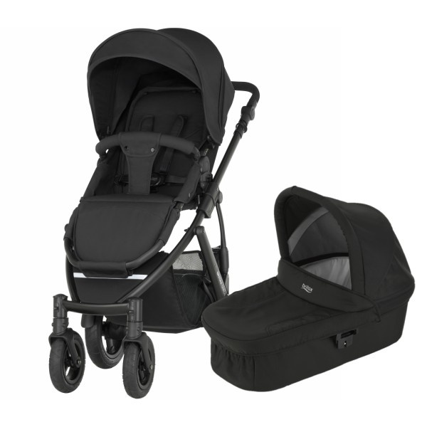 Britax Smile 2 Duo - Cosmos Black