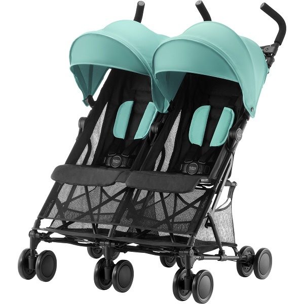 Britax Holiday Double - Aqua Green