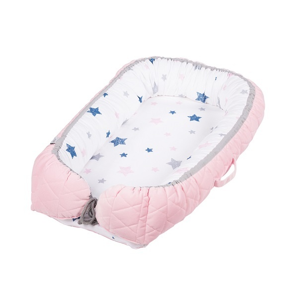 Klups Baby Nest - Pink