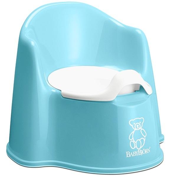 Babybjörn Pottestol - Turquoise
