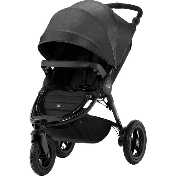 Britax B-Motion 3 Plus - Black Denim