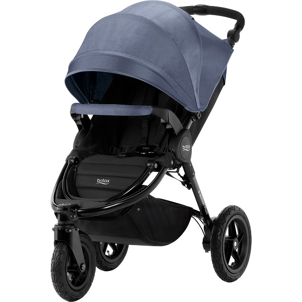 Britax B-Motion 3 Plus - Blue Denim