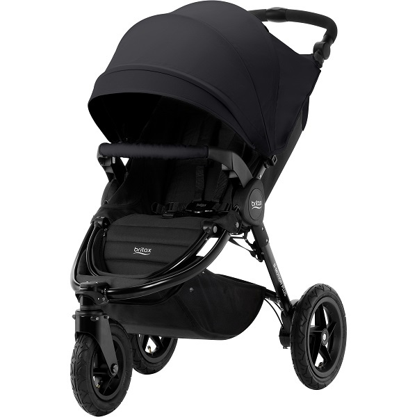 Britax B-Motion 3 Plus - Cosmos Black