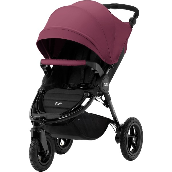 Britax B-Motion 3 Plus - Wine Red