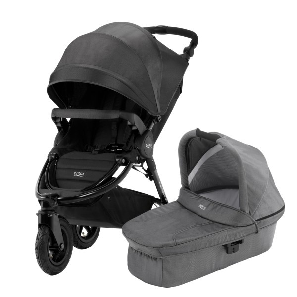 Britax B-Motion 3 Plus Duo - Black Denim