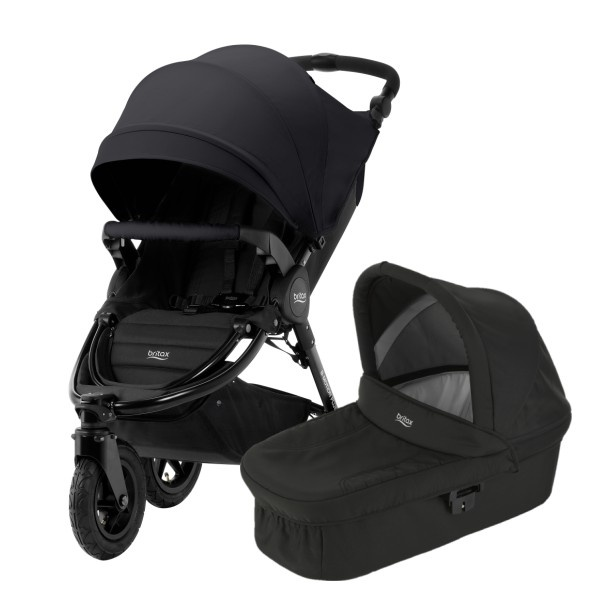 Britax B-Motion 3 Plus Duo - Cosmos Black
