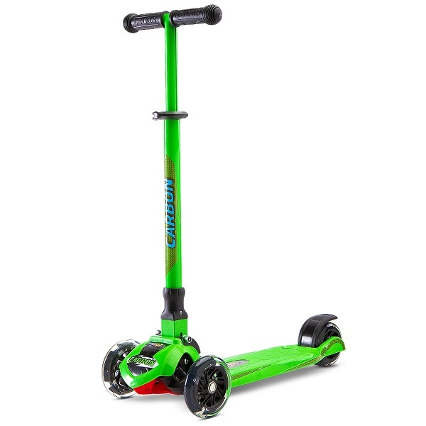 Toyz Carbon Sparkesykkel - Green