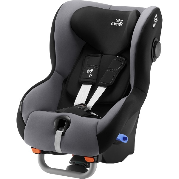 Britax Max-Way Plus - Storm Grey  - PRISGARANTI