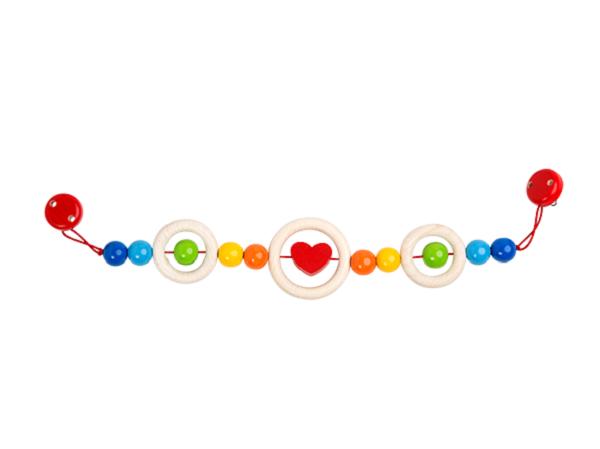 Rotho Rainbow Pram Chain