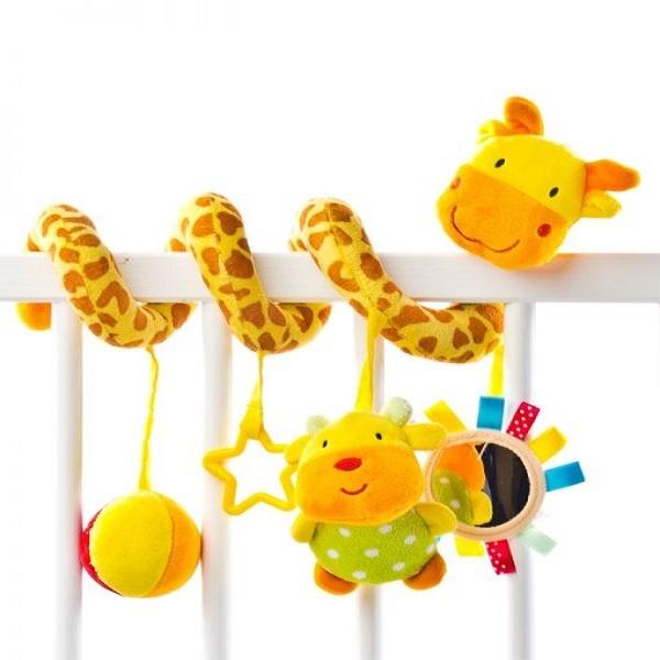 Sensillo  Giraffe Leke - Vogn, Seng & Bilsete