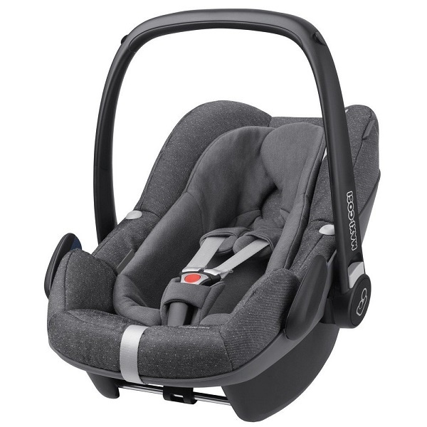 Maxi-Cosi Pebble Plus - Sparkling Grey