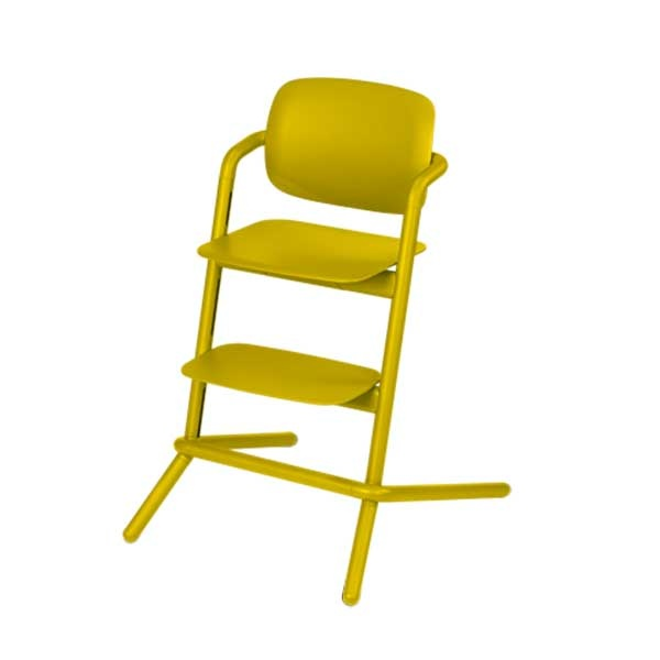 Cybex LEMO chair (høystol) Canary Yellow
