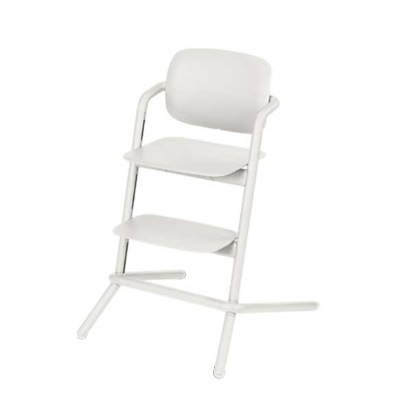 Cybex LEMO chair (høystol) Porcelaine White