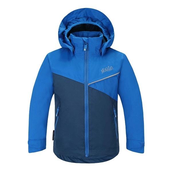 Oldeide  2-lags teknisk jakke - Blå
