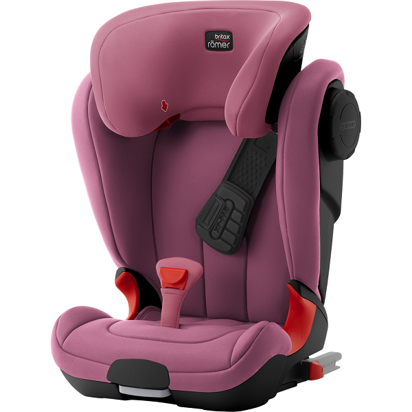 Britax Kidfix II xp Sict - Wine Rose