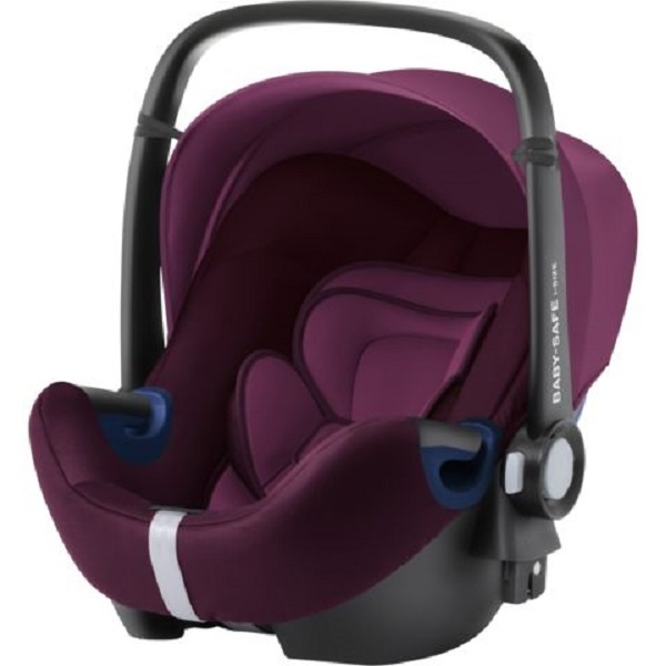 Britax BABY-SAFE² i-SIZE- Burgundy Red