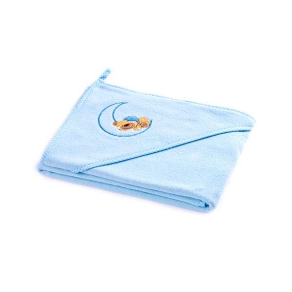 Sensillo Hettehåndkle - Blue Bjørn