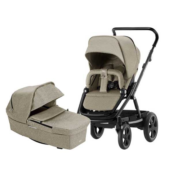 Britax Go Big² Duo - Sand Melange/ Black