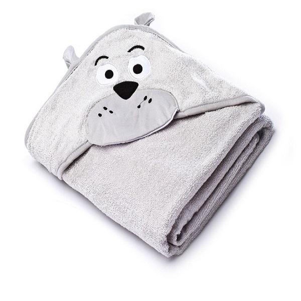 Sensillo Hettehåndkle - Grey Walrus