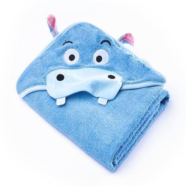 Sensillo Hettehåndkle - Blue Walrus
