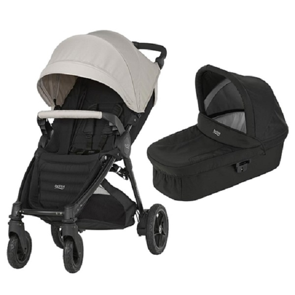 Britax B-motion 4 Plus Duo - Sand Beige