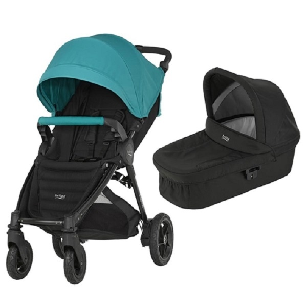 Britax B-motion 4 Plus Duo - Lagoon Green