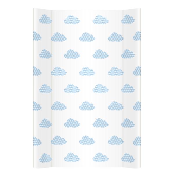 Klups stellematte - Clouds Blå