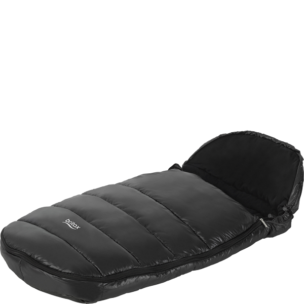 Britax Shiny Cosytoes - Black