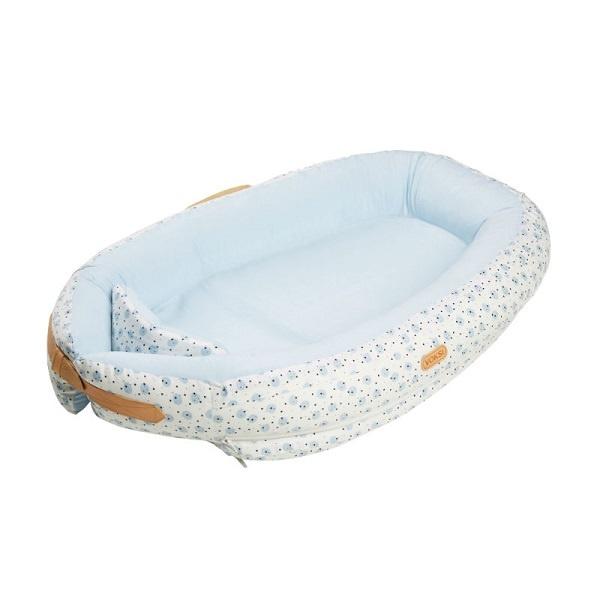 NYHET! Voksi® Baby Nest - Blue Moon