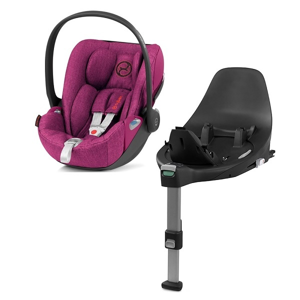 Cybex Cloud Z  i-Size PLUS inkl Base - Passion Pink