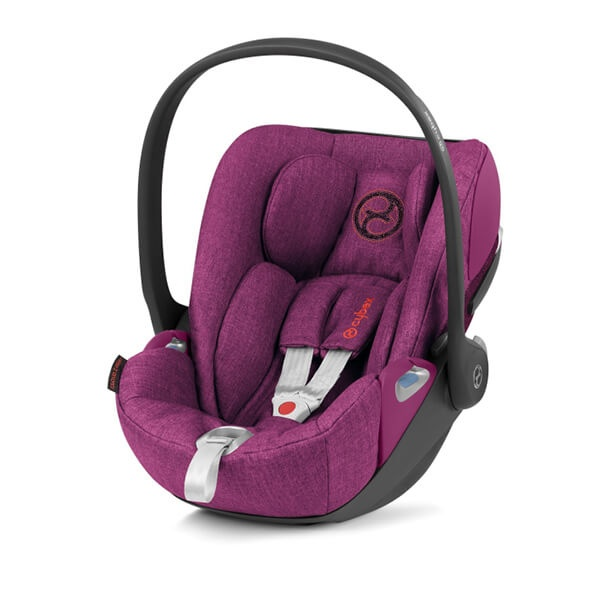 Cybex Cloud Z i-Size PLUS  - Pasion Pink