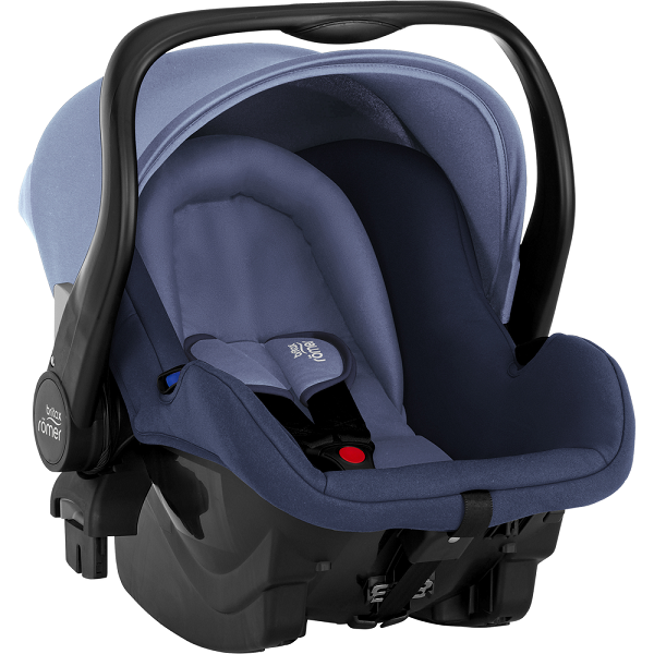 Britax Römer Primo inkl Base -Moonlight Blue
