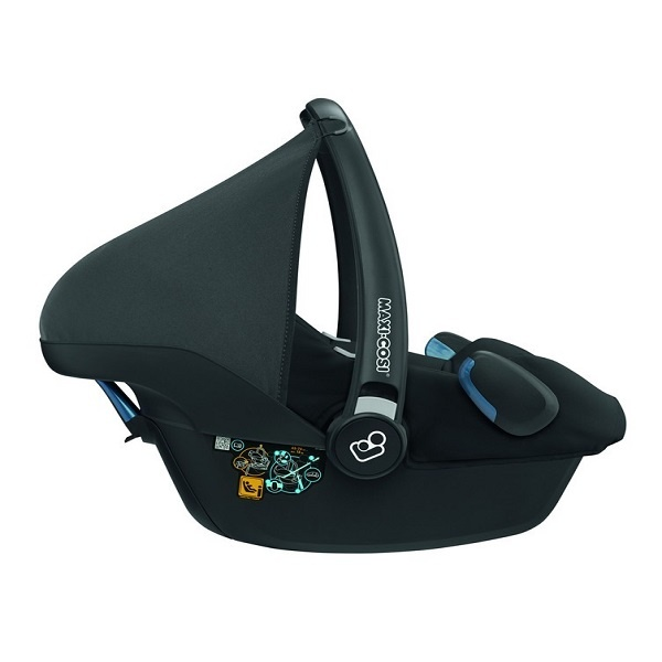 Maxi Cosi Rock  - Nomad Black