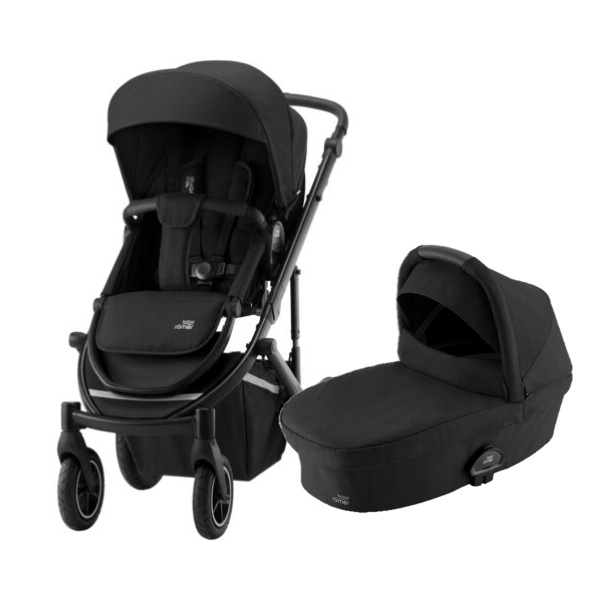 Britax Smile III Duo - Space Black/Black Handle