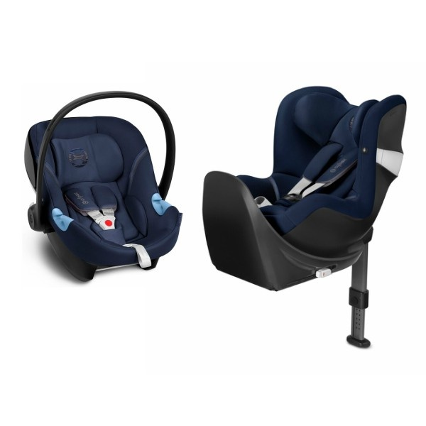 Cybex 3i1 M-serie - Denim Blue