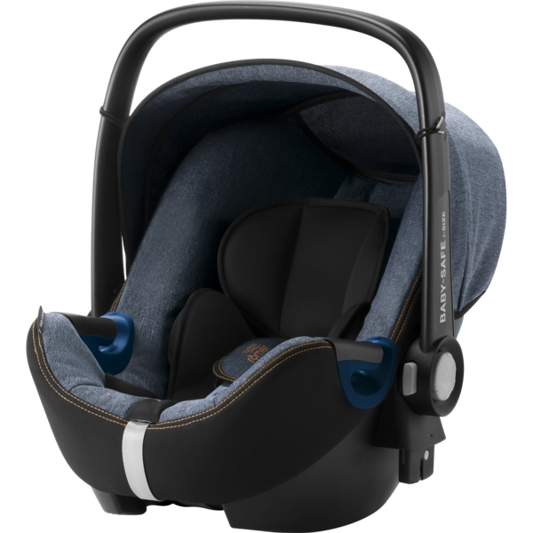 Britax BABY-SAFE² i-SIZE - Blue Marble