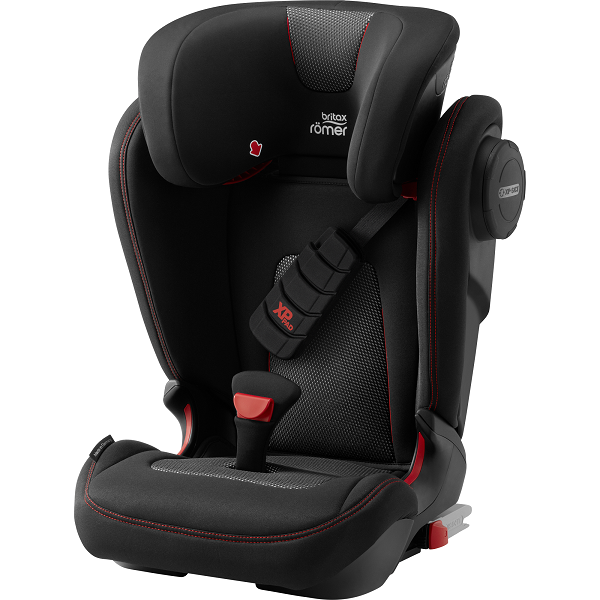 Britax Kidfix III S - Cool Flow Black