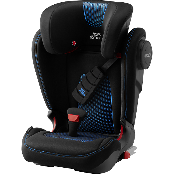 Britax Kidfix III S - Cool Flow Blue