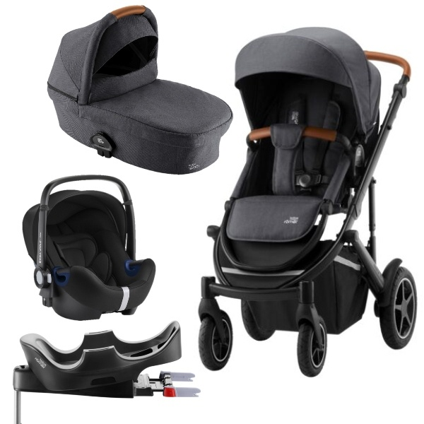 Britax Smile III 4i1 - Midnight Grey