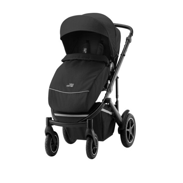 Britax Smile III Fottrekk - Space Black