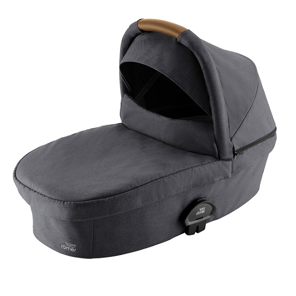 Britax Smile III Bærebag - Midnight Grey