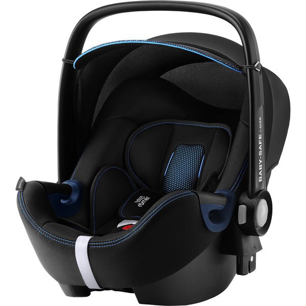 Britax BABY-SAFE² i-SIZE - Cool Flow Blue