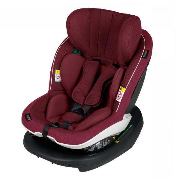 Besafe iZi Modular X1 i-Sizebilstol småbarnstol- Burgundy Mélange