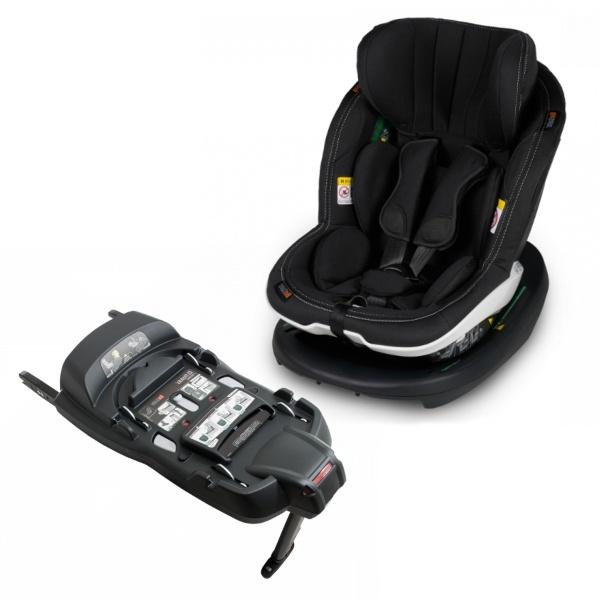 BeSafe iZi Modular X1 i-Size inkl Base - Premium Car Interior Black